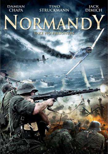 Normandy, Movie on DVD, Action Movies, War & Western