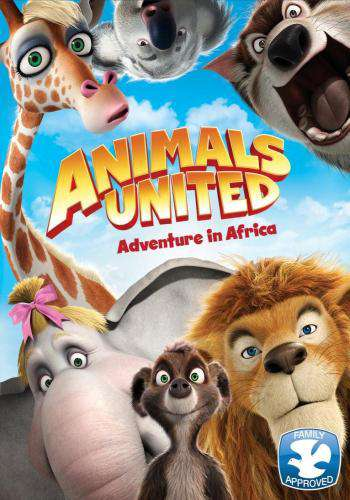 Animals United, Movie on DVD, Family Movies, Kids
