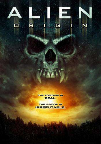 Alien Origin, Movie on DVD, Horror Movies, Action Movies, Sci-Fi & Fantasy