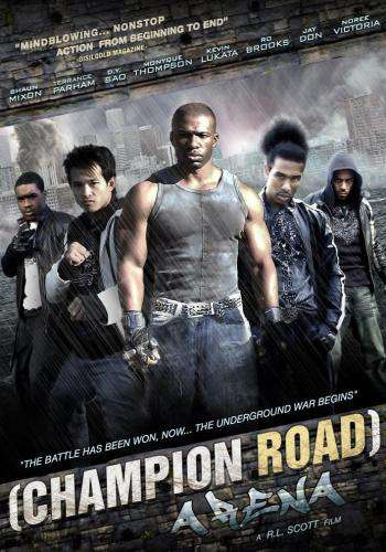 Champion Road Arena, Movie on DVD, Action