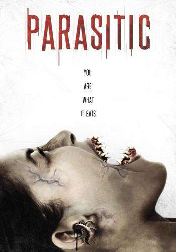 Parasitic , Movie on DVD, Horror Movies, Suspense Movies, Sci-Fi & Fantasy