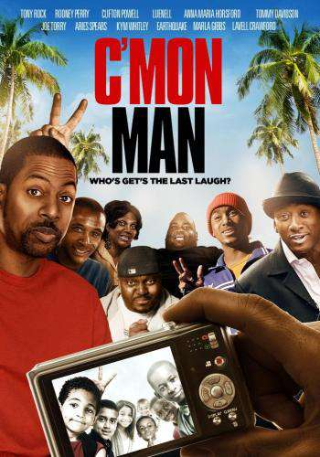 C'Mon Man, Movie on DVD, Comedy