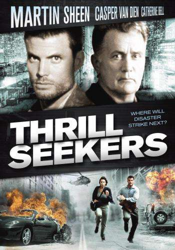 Thrill Seekers, Movie on DVD, Action Movies, Sci-Fi & Fantasy Movies, Suspense