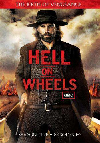 Hell On Wheels: The Birth of Vengeance, Movie on DVD, Drama Movies, Action Movies, War & Western