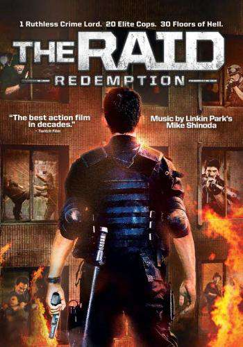 The Raid: Redemption, Movie on DVD, Action Movies, Foreign