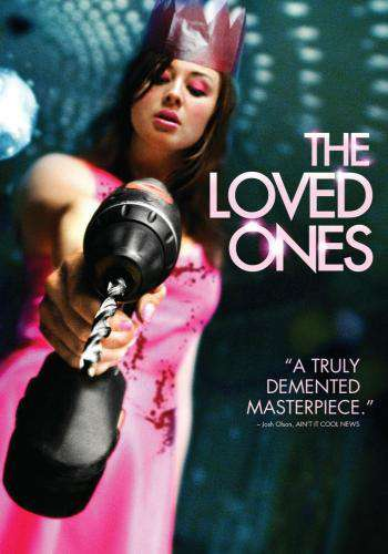 The Loved Ones, Movie on DVD, Horror Movies, Action