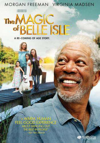 The Magic of Belle Isle, Movie on DVD, Family