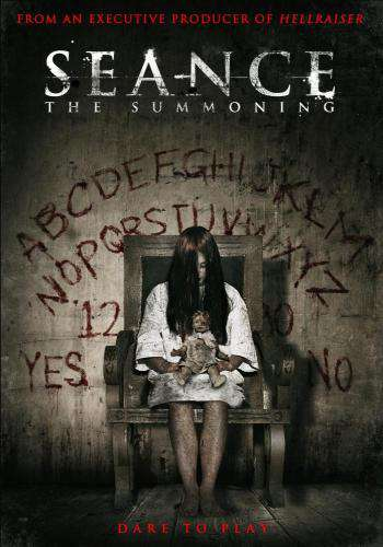 Seance: The Summoning, Movie on DVD, Horror Movies, Action