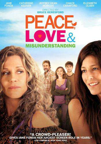 Peace, Love and Misunderstanding, Movie on DVD, Comedy Movies, Drama