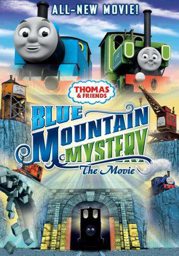 Thomas & Friends:  Blue Mountain Mystery, Movie on DVD, Family Movies, Kids