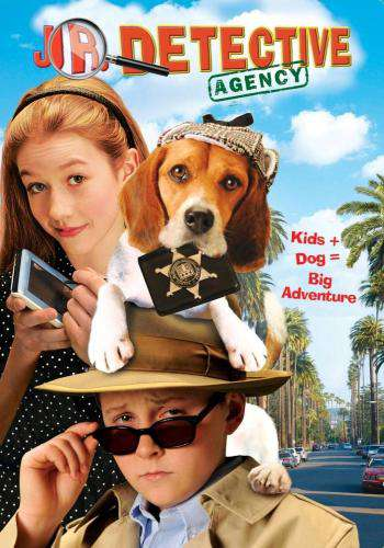 Junior Detective Agency, Movie on DVD, Family Movies, Kids