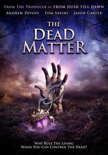 The Dead Matter, Movie on DVD, Horror Movies, Action