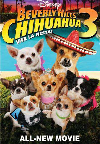 Beverly Hills Chihuahua 3, Movie on DVD, Comedy Movies, Family