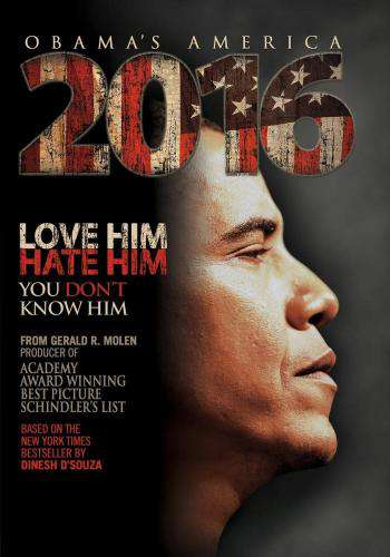2016 Obama's America, Movie on DVD, Drama Movies, Documentary & Special Interest