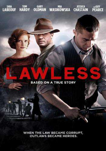 Lawless, Movie on DVD, Action