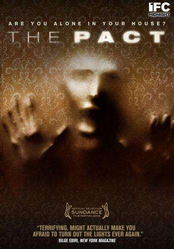 The Pact, Movie on DVD, Horror Movies, Action