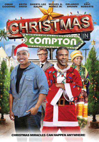 Christmas in Compton, Movie on DVD, Comedy Movies, Holiday
