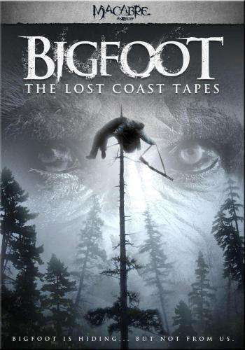 Bigfoot: The Lost Coast Tapes, Movie on DVD, Horror Movies, Action