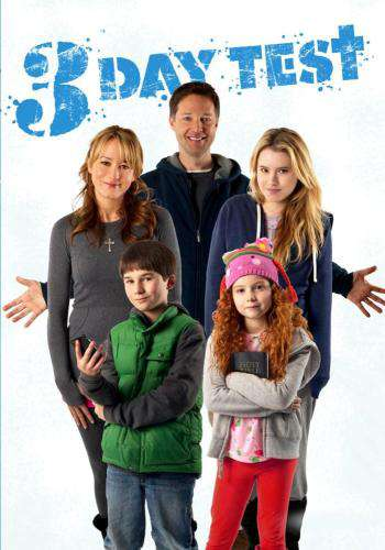 3 Day Test, Movie on DVD, Family
