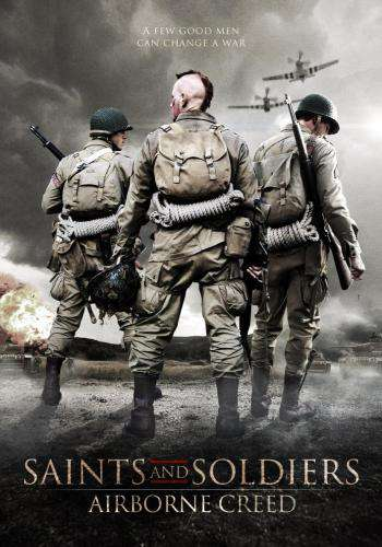 Saints & Soldiers: Airborne Creed, Movie on DVD, Action Movies, War & Western