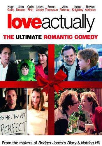 Love Actually (2003), Movie on DVD, Comedy Movies, Romance