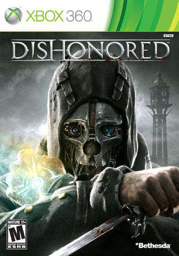Dishonored, Game on XBOX360, Action