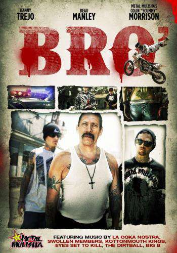 Bro, Movie on DVD, Action