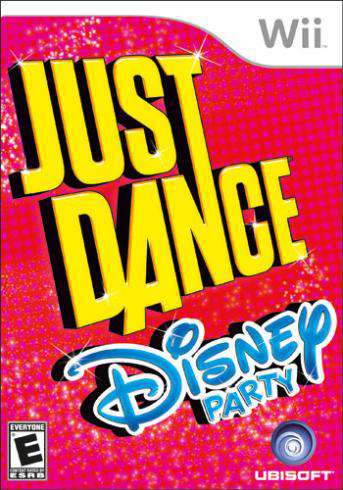 Just Dance  Disney Party, Game on Wii, Music & Party