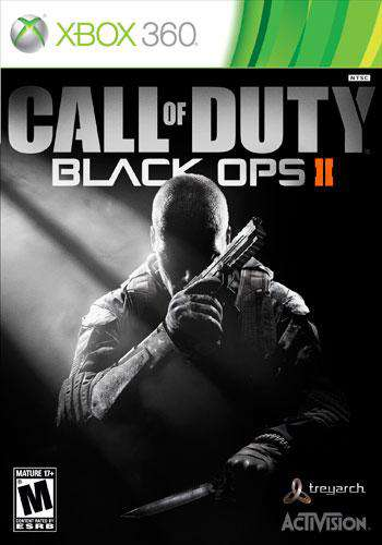 Call of Duty Black Ops 2, Game on XBOX360, Shooter