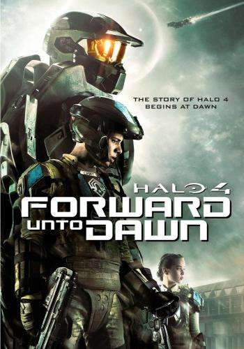 Halo 4: Forward Unto Dawn, Movie on DVD, Action Movies, Sci-Fi & Fantasy