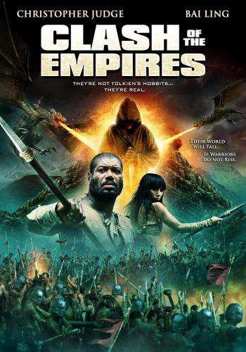 Clash of the Empires, Movie on DVD, Action Movies, Adventure Movies, Sci-Fi & Fantasy