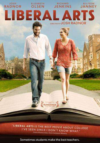Liberal Arts, Movie on DVD, Comedy Movies, Romance