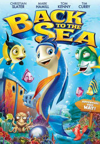 Back to the Sea, Movie on DVD, Family Movies, Kids