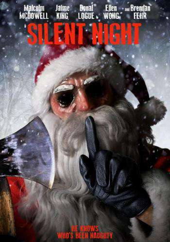 Silent Night, Movie on DVD, Horror