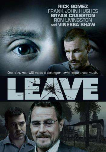 Leave, Movie on DVD, Action