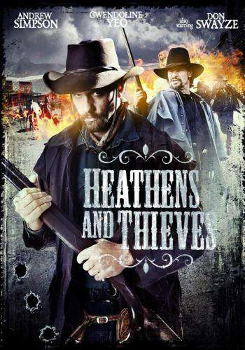 Heathens and Thieves, Movie on DVD, Action Movies, War & Western