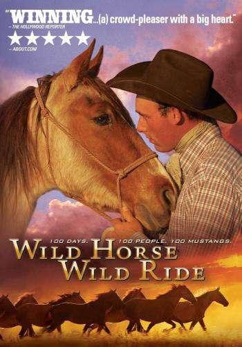 Wild Horse, Wild Ride, Movie on DVD, Family Movies, Documentary & Special Interest