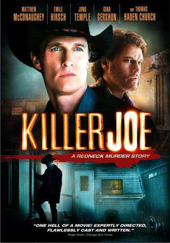 Killer Joe: A Twisted Redneck Trailer Park Murder Story, Movie on DVD, Action Movies, Suspense
