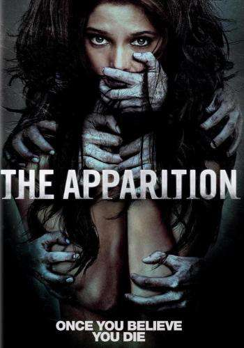The Apparition, Movie on DVD, Horror Movies, Action