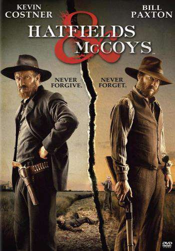 Hatfields & McCoys, Movie on DVD, Action Movies, War & Western