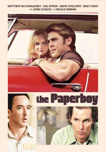 The Paperboy, Movie on DVD, Drama Movies, Suspense