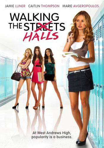 Walking the Halls, Movie on DVD, Drama