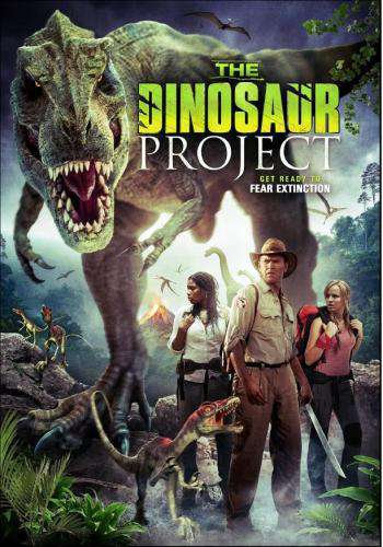 The Dinosaur Project, Movie on DVD, Action Movies, Adventure Movies, Sci-Fi & Fantasy