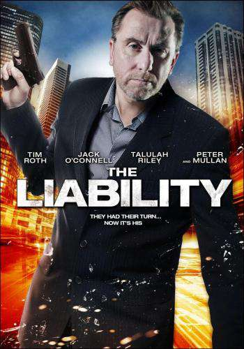 The Liability, Movie on DVD, Action