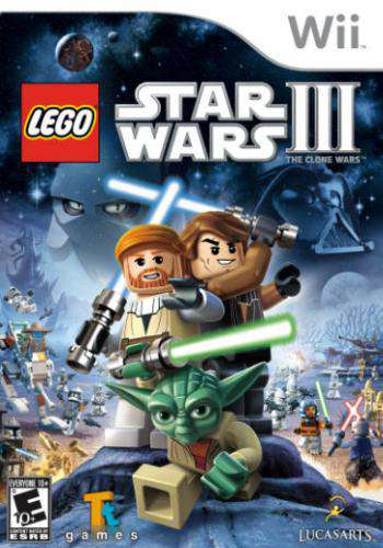 LEGO Star Wars III: The Clone Wars, Game on Wii, Action