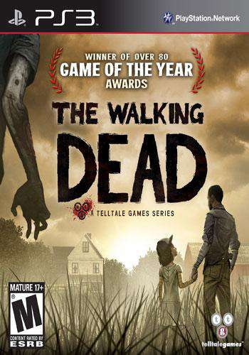 The Walking Dead, Game on PS3, Action