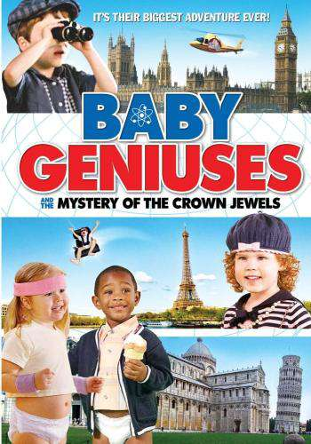Baby Geniuses and The Mystery of the Crown Jewels, Movie on DVD, Family