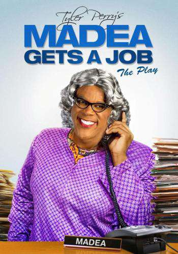Tyler Perry's Madea Gets a Job, Movie on DVD, Comedy