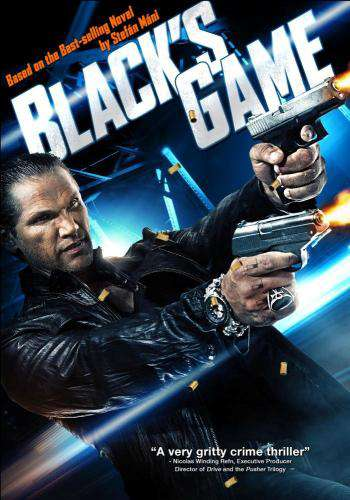 Black's Game, Movie on DVD, Action