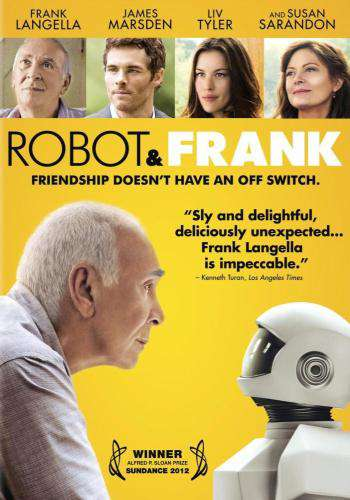 Robot and Frank, Movie on DVD, Comedy